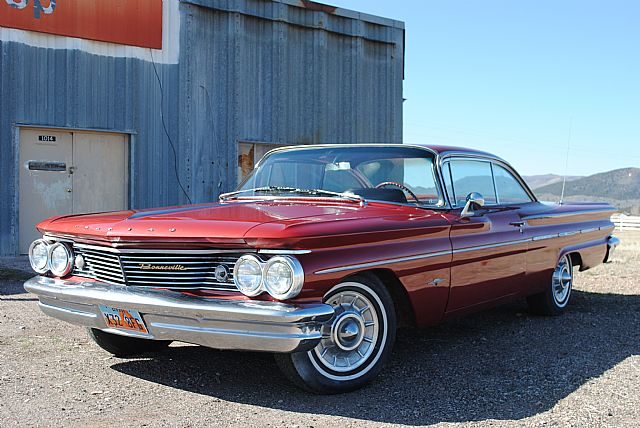 1960 Pontiac Bonneville for sale