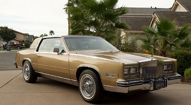 1985 Cadillac Eldorado for sale