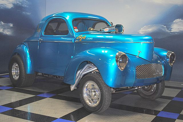 1941 Willys Gasser for sale