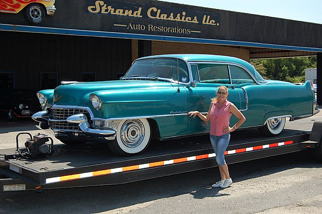 1955 Cadillac Coupe DeVille For Sale Murrells Inlet South