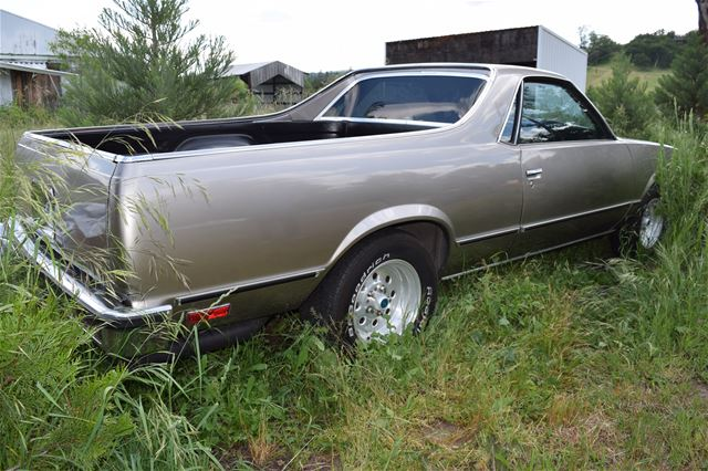1979 Chevrolet El Camino For Sale Medford Oregon