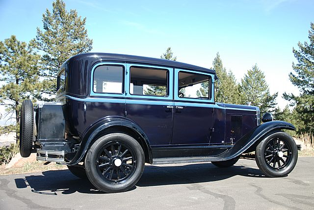 1929 Chevrolet 4 Door for sale