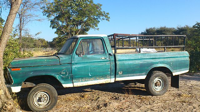 1976 Ford 4x4 for sale
