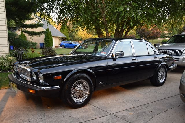 1986 Jaguar Vanden Plas for sale