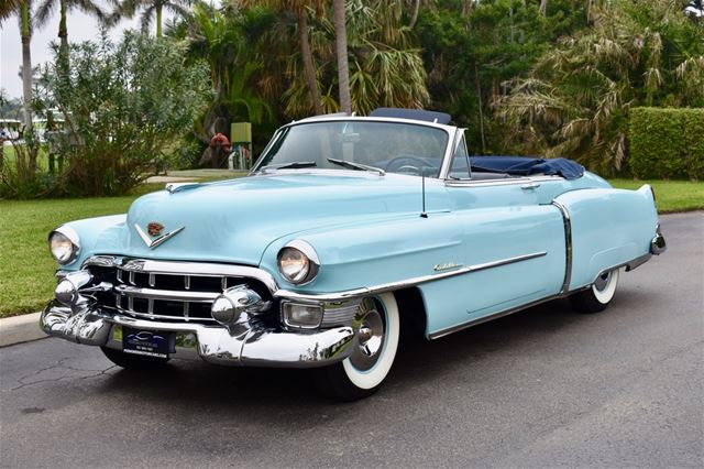 1953 Cadillac Series 62 for sale