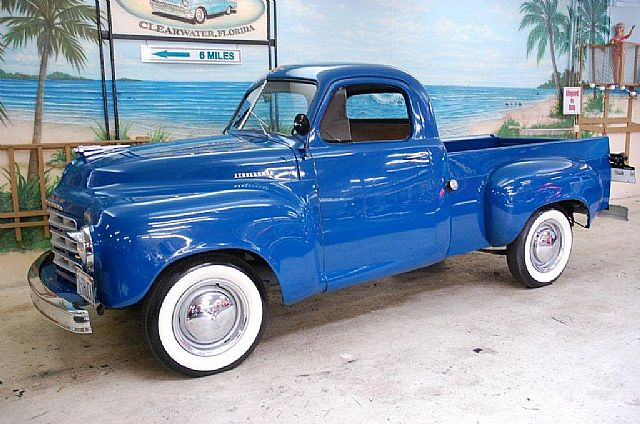 1949 Studebaker Pickup for sale
