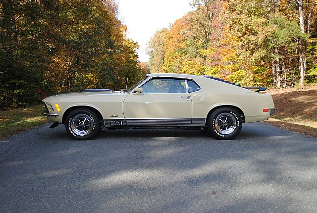 1970 Ford Mustang for sale