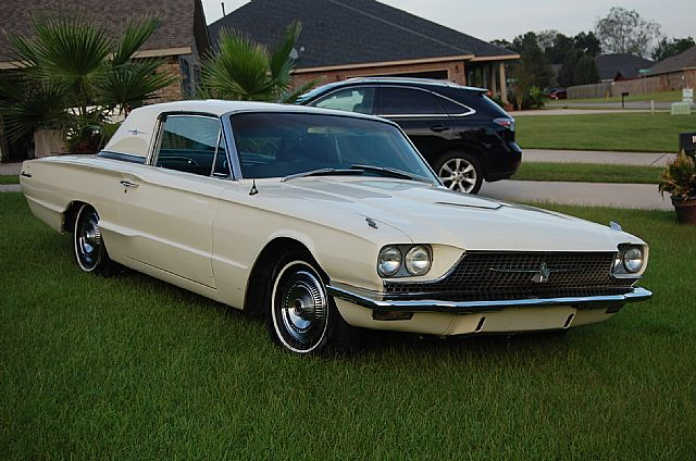 1966 Ford Thunderbird for sale