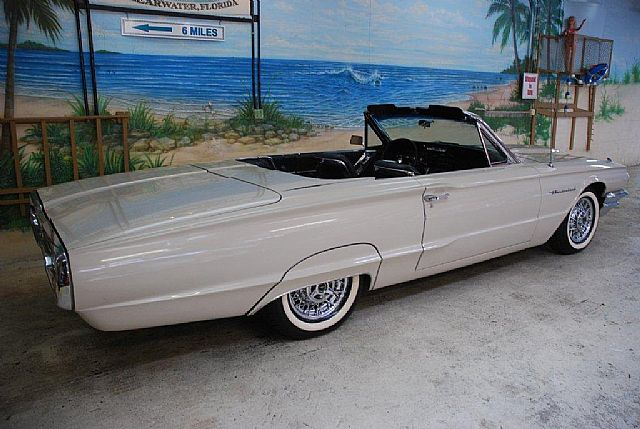 1964 Ford Thunderbird for sale