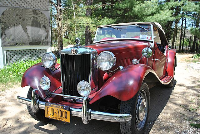 1950 MG TD for sale