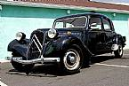 1950 Citroen Traction Avant