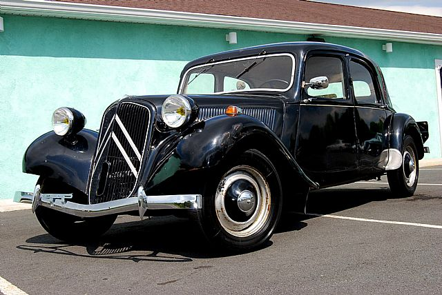 1950 Citroen Traction Avant for sale