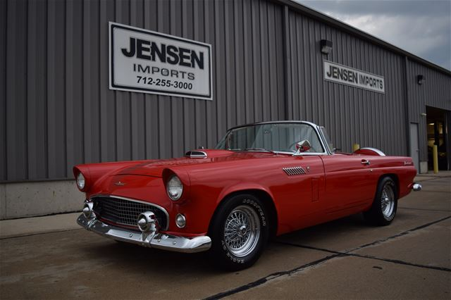 1956 Ford Thunderbird for sale