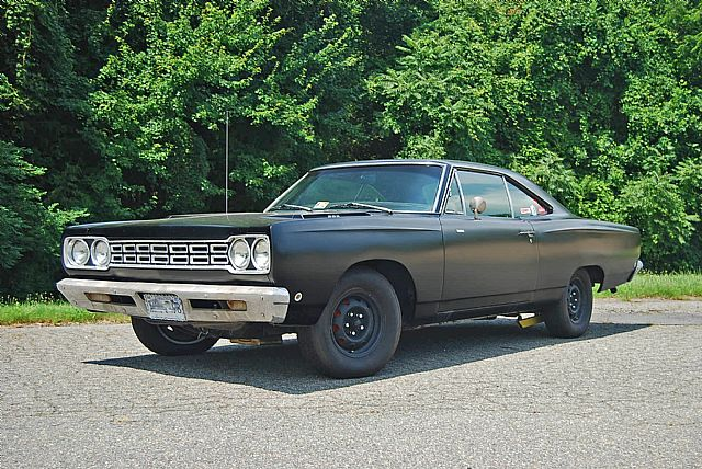 1968 Plymouth Satellite for sale