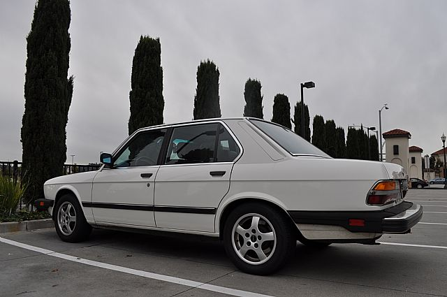 1985 BMW 535i for sale