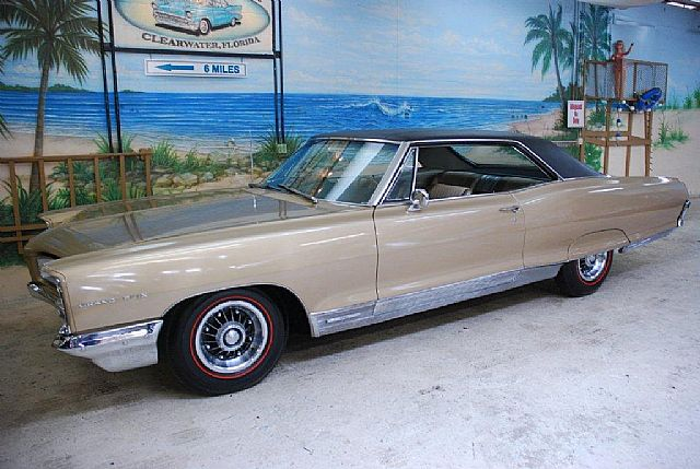 1966 Pontiac Grand Prix For Sale Clearwater Florida