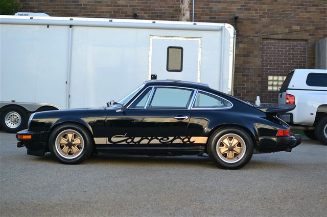 1975 porsche 911 carrera for sale grass valley california. Black Bedroom Furniture Sets. Home Design Ideas