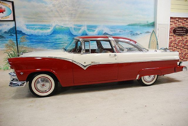 1955 Ford Victoria for sale