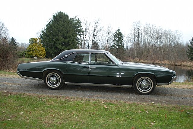 1967 Ford Thunderbird for sale