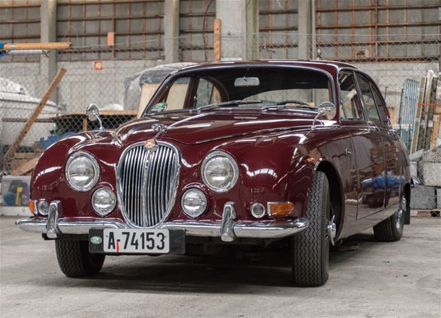 1965 Jaguar S Type 34S For Sale  Germany