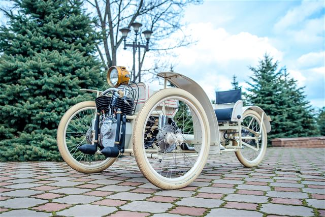 1909 Morgan Runabout for sale