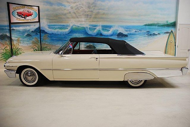 1961 Ford Sunliner for sale