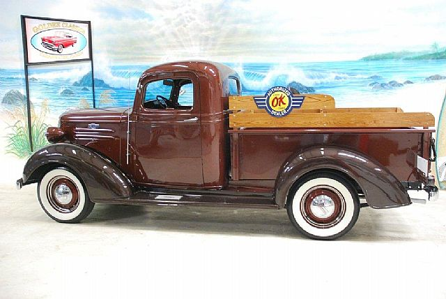 1937 Chevrolet Truck for sale