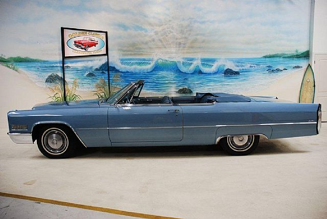 1966 Cadillac DeVille for sale