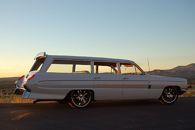 1962 Oldsmobile Dynamic for sale