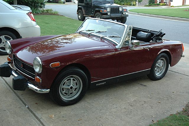 Buy mg midget georgia