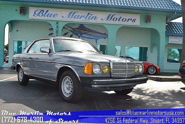 1981 Mercedes 280CE for sale