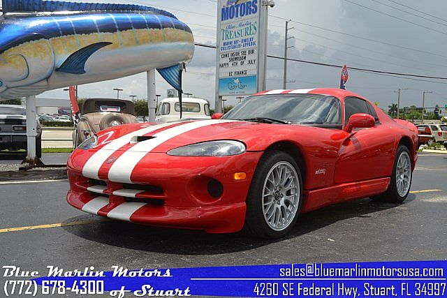 2002 Dodge Viper for sale