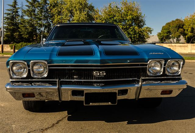 1968 Chevrolet El Camino for sale
