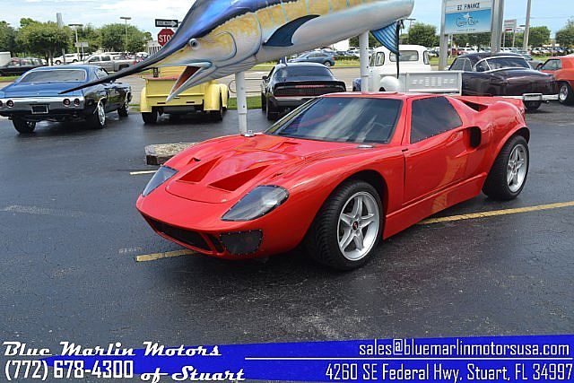 1966 Ford GT for sale