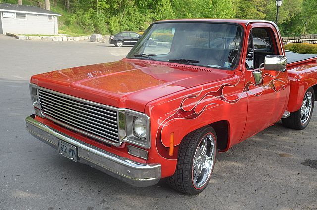 1977 Chevrolet C10 for sale