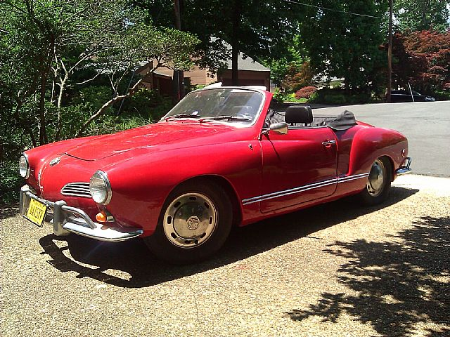 1969 Volkswagen Karmann Ghia for sale