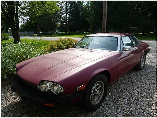 1979 Jaguar XJS for sale