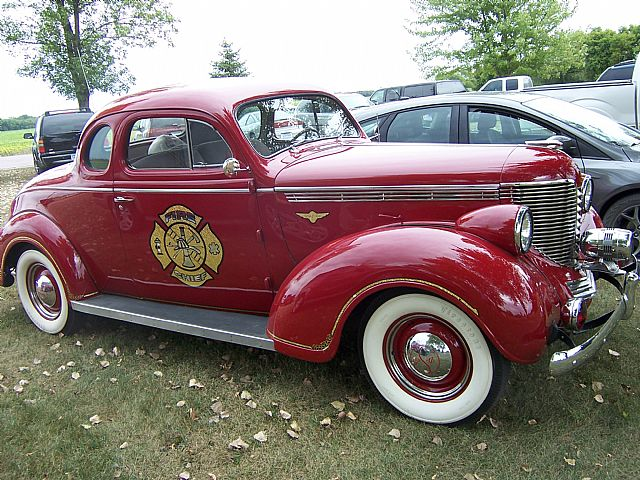 1938 Desoto Coupe for sale