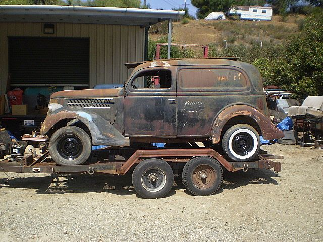 1936 Ford Sedan for sale