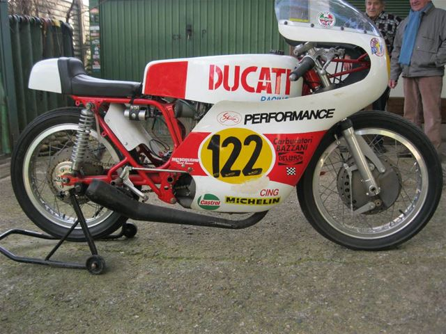 1969 Other Ducati