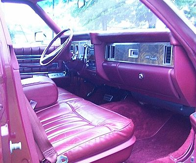 1979 Lincoln Versailles for sale