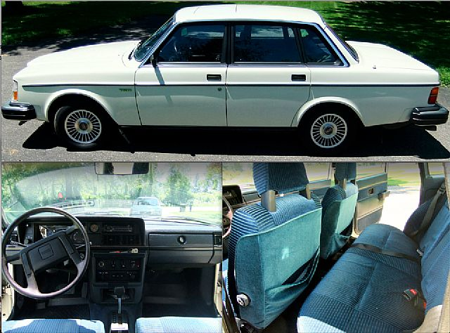 1982 Volvo 240GL for sale