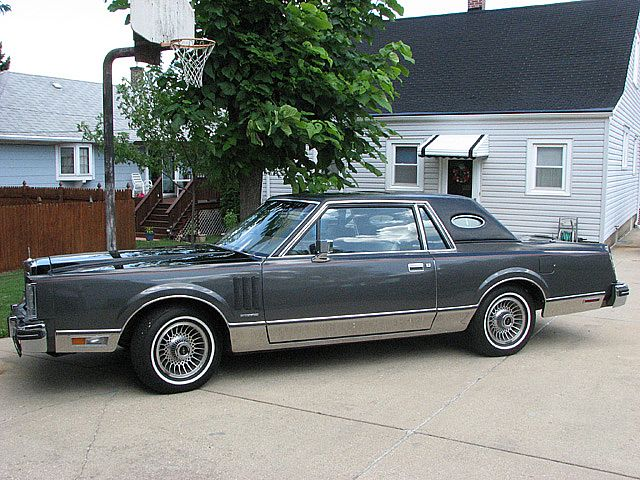 1982 Lincoln Mark VI for sale
