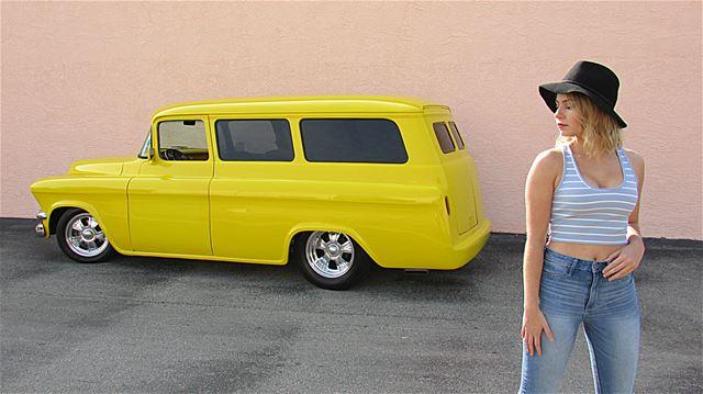 Chevrolet Suburban For Sale Classic Suburbans Collector