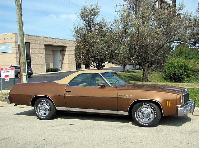 1974 Chevrolet El Camino for sale