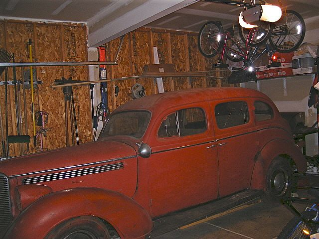1938 Dodge Touring for sale