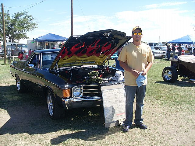 1972 Chevrolet El Camino for sale