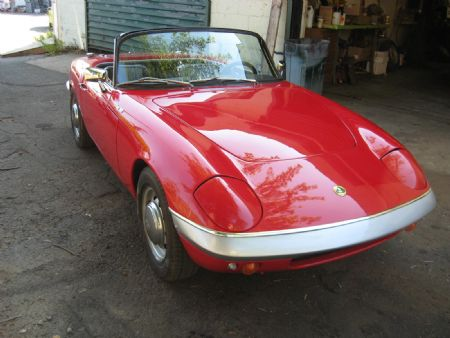 1964 Lotus Elan for sale