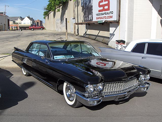 1960 Cadillac Eldorado for sale
