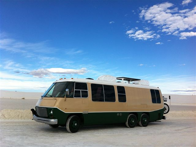 1978 GMC Motorhome For Sale Santa Fe, New Mexico